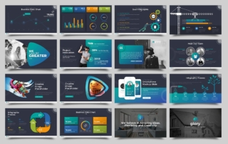Top 50 Best PowerPoint Templates – November 2017